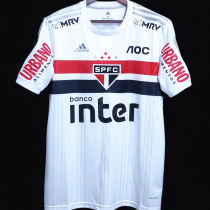 2020/21 Sao Paulo 1:1 Quality Home Fans Soccer Jersey(All AD 全广告)