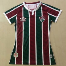 2020/21 Fluminense Home Women Soccer Jersey