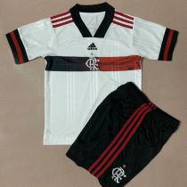 2020/21 Flamengo Away Kids Soccer Jersey