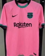 2020/21 BA 1:1 Quality Pink Third Fans Soccer Jersey