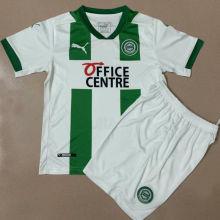 2020/21 Groningen Home Kids Soccer Jersey ROBBEN