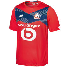 2020/21 Lille Home Fans Soccer Jersey
