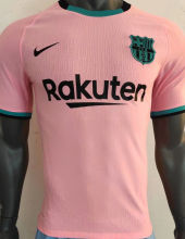 2020/21 BA Away Pink Player Version Soccer Jersey