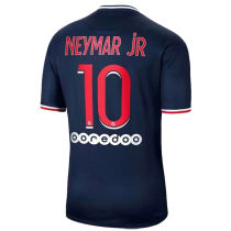 NEYMAR jR #10 PSG 1:1 Home Fans Soccer Jersey 2020/21