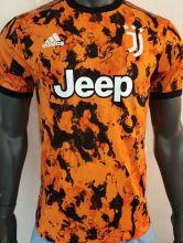 2020/21 JUV Away Player Version Soccer Jersey