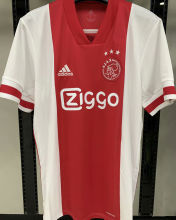 2020/21 Ajax 1:1 Quality Home Fans Soccer Jersey