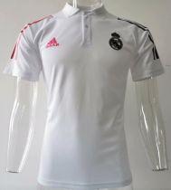 2020/21 RM White Polo Short Jersey