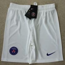 2020/21 PSG White Shorts Pants