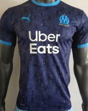 2020/21 Marseille Away Plaeyer Soccer Jersey
