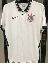 2020/21 Corinthians 1:1 Quality Home White Fans Soccer Jersey