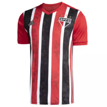 2020/21 Sao Paulo 1:1 Quality Away Fans Soccer Jersey
