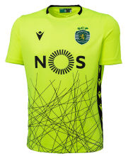 2020/21 Lisbon Green GK Soccer Jersey