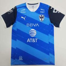 2020/21 Monterrey Away Blue Fans Soccer Jersey