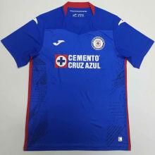 2020/21 Cruz Azul Home Blue Fans Soccer Jersey