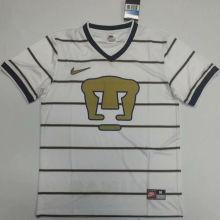 1997 PUMAS Home White Retro Soccer Jersey