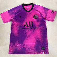 2020/21 PSG  Pink Training Soccer Jersey