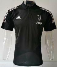 2020/21 JUV Black Polo Short Jersey