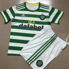 2020/21 Celtic Home Kids Soccer Jersey