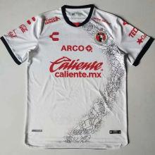 2020/21 Tijuana White Fans Soccer Jersey