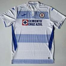 2020/21 Cruz Azul Away White Fans Soccer Jersey