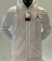 2020/21 PSG White Windbreaker