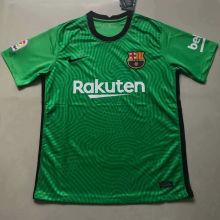 2020/21 BA Green GK Soccer Jersey