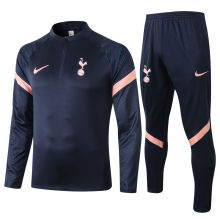 2020/21 Tottenham Royal Blue Sweater Tracksuit