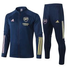 2020/21 Arsenal Royal Blue Jacket Tracksuit