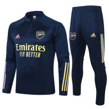 2020/21 Arsenal Royal Blue Sweater Tracksuit