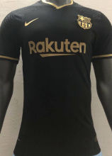 2020/21 BA Away Black Player Version Soccer Jersey