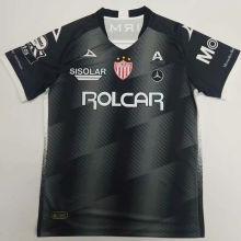 2020/21 Necaxa Home Black Fans Soccer Jersey