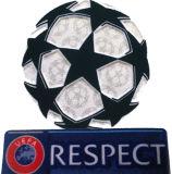 DE BRUYNE #17 Man City 1:1 Home Fans Soccer Jersey 2020/21(UCL Font 欧冠字体)