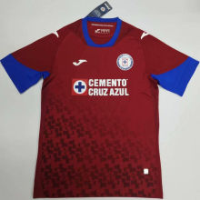 2020/21 Cruz Azul Away Red Fans Soccer Jersey