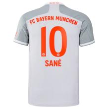 SANé #10 BFC Away 1:1 Fans Soccer Jersey 2020/21