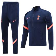 2020/21 Tottenham Royal Blue Jacket Tracksuit