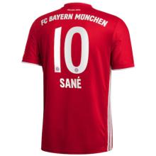 SANé #10 BFC Home 1:1 Fans Soccer Jersey 2020/21