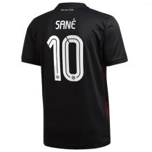 SANé #10 BFC Third Black Fans Soccer Jersey 2020/21