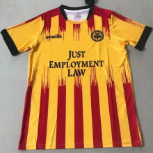2020/21 Partick Thistle Home Fans Soccer Jersey