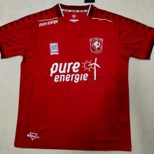 2020/21 Twente Home Red Fans Soccer Jersey
