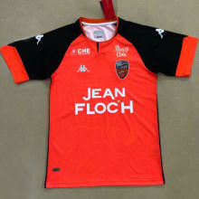 2020/21 Lorient Home Orange Fans Soccer Jersey
