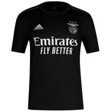 2020/21 Benfica Away Black Fans Soccer Jersey
