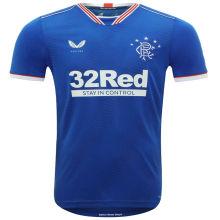 2020/21 Rangers Home Fans Soccer Jersey