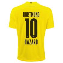 HAZARD #10 BVB Home 1:1 Fans Soccer Jersey 2020/21