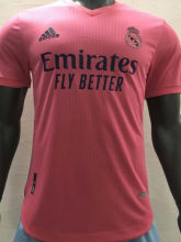 2020/21 RM Away Pink Player Version Soccer Jersey