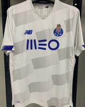 2020/21 Porto 1:1 Quality Away White Fans Soccer Jersey
