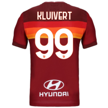 KLUIVERT #99 AS RM 1:1 Home Red Fans Soccer Jersey 2020/21