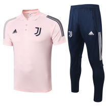 2020/21 JUV Pink Polo Tracksuit