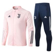 2020/21 JUV Pink Jacket Tracksuit