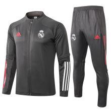 2020/21 RM Dark Grey Jacket Tracksuit