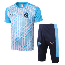 2020/21 Marseille Blue Training Short Tracksuit